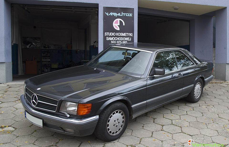 Varimutos mercedes benz 500 licznotka 01 varimutos for Mercedes benz detailing