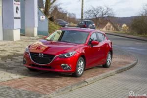Mazda 3 Detailing